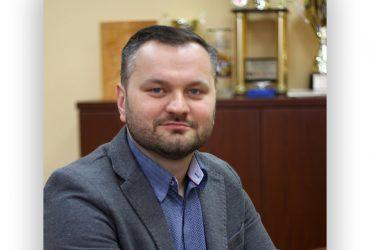 mgr inż. Przemysław Domagalski – dyrektor