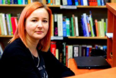 Joanna Nowicka – bibliotekarz
