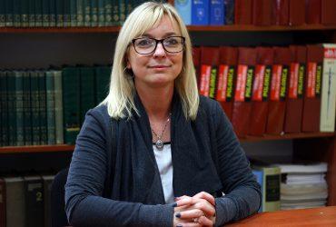 Olga Kubska – bibliotekarz